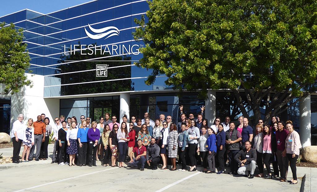 Lifesharing Group Photo